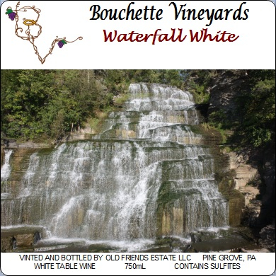 local wineries near me includes Bouchette Vineyards of Bethel, PA