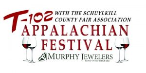 T-102, Murphy Jewelers 2019 Appalachian Wine Festival @ Schuylkill County Fair Association | Schuylkill Haven | PA | United States